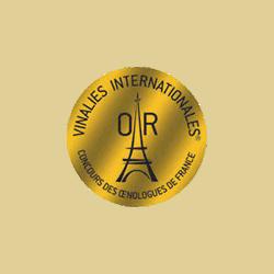 Medaillie Vinalies Internationales
