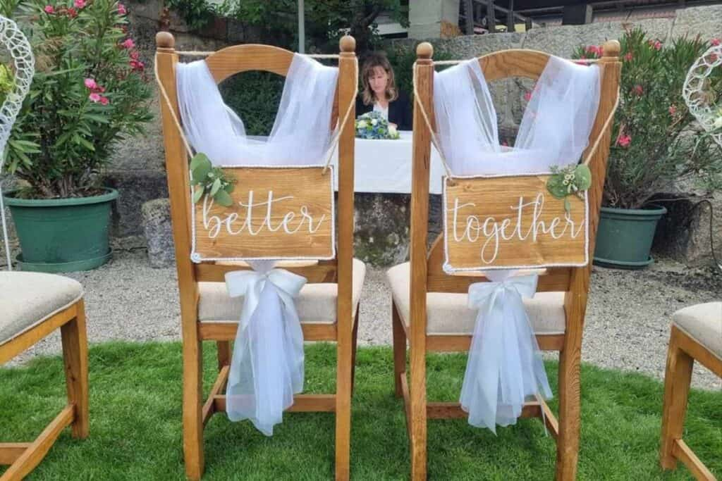 Storybild Hochzeit